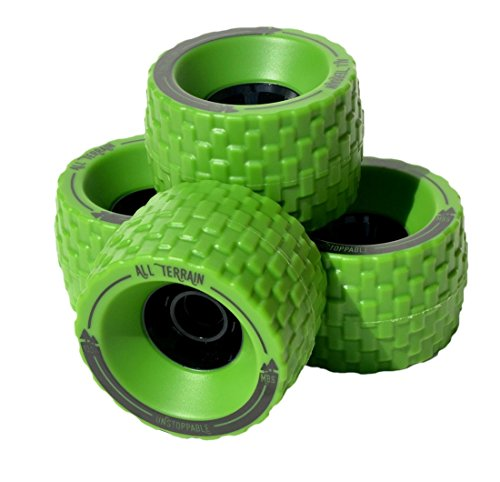 All-Terrain Longboard Wheels