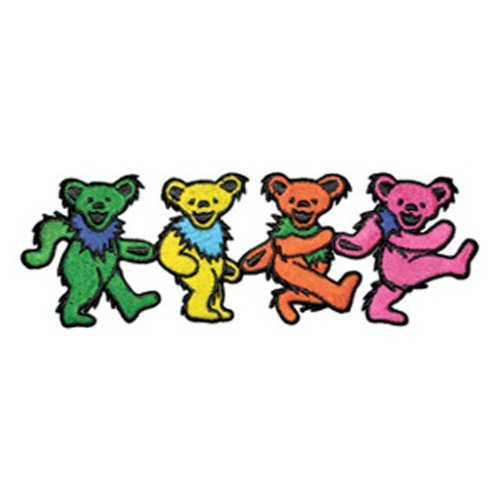 Application Dancing Bear Patch