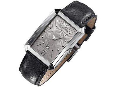 montre heure seulement Emporio Armani unisex AR0460 classique cod. AR0460