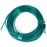 Koch Industries 5630525 Coil Vinyl Coated Wire, 5/32-Inch by 100-Feet, Green