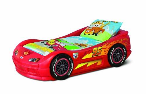 Lightning McQueen Roadster Toddler Bed