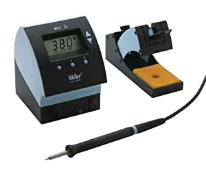 Weller WD1001 95w/120v Digital Single Channel Silver Series Soldering Station