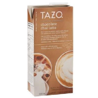 Tazo Chocolate Chai Tea Latte Concentrate (32 Oz, 1 Quart) front-223556