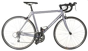 Vilano FORZA 2.0 Aluminum Carbon Road Bike Shimano Tiagra Grey 54cm