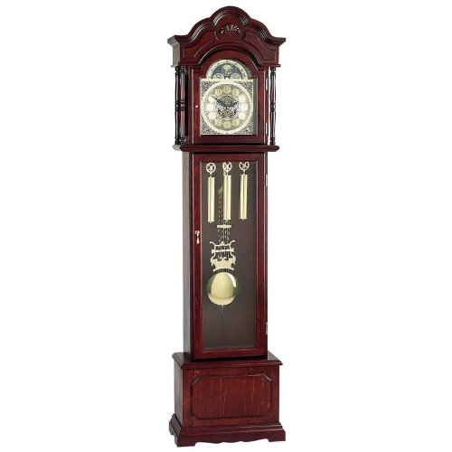 Edward MeyerTM Grandfather Clock with Beveled Glass