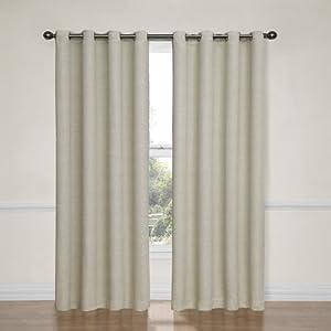 Eclipse Bobbi Grommet Blackout Window Curtain