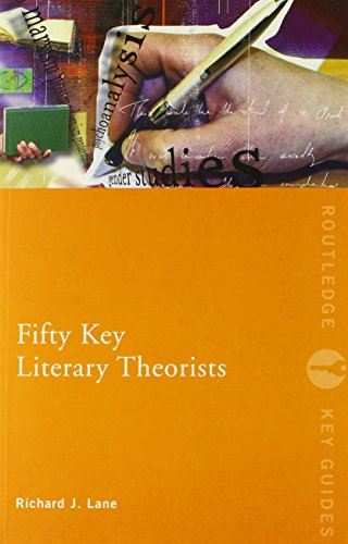 Fifty Key Literary Theorists (Routledge Key Guides)
