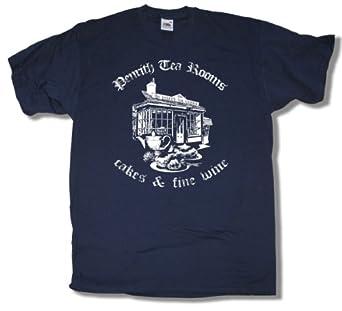 Penrith Tea Rooms T shirt (Ladies small)