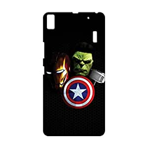 Back Cover for Lenovo A7000 : By Kyra