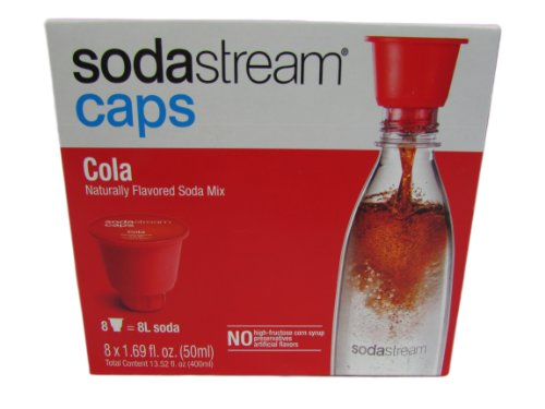 Sodastream Water Flavors front-458710