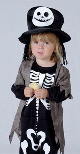 Fun World Happy Skeleton Toddler Costume