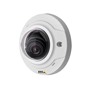 Axis M3006-V Surveillance/Network Camera - Color - M12-mount. M3006-V INDOOR NETWORK CAMERA 3MP 134 DEG LENS & VANDAL RESISTANT. CMOS - Cable - Fast Ethernet