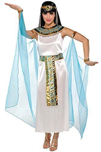 Cleopatra Egyptian Queen Of The Nile Adults Fancy Dress Costume