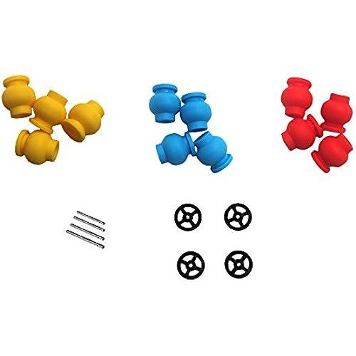 Parrot 드로(draw)  용 악세사리 샤프트 & 고무 damper 세트 Bebop Drone대응 PF070115-PF070115 (2015-04-20)