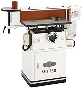 SHOP FOX W1730 Oscillating Edge Sander