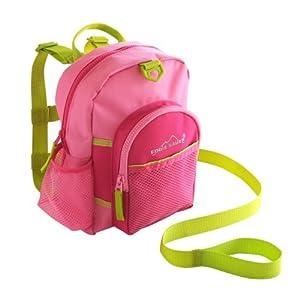 eddie bauer backpack harness pink toddler. Black Bedroom Furniture Sets. Home Design Ideas