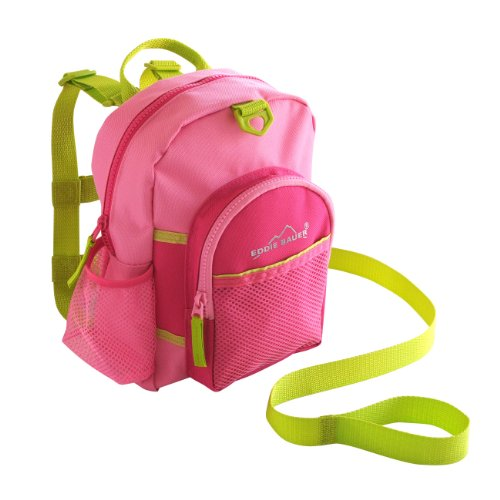 Review Of Eddie Bauer Backpack Harness, Pink