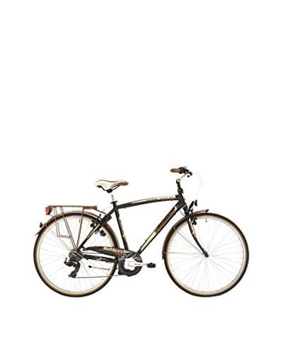 BOTTECCHIA Bicicleta 28″ Trk Tx55 6S U H48 C23  Negro / Marrón
