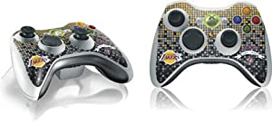 NBA - Los Angeles Lakers - LA Lakers Digi - Microsoft Xbox 360 Wireless Controller -... by Skinit