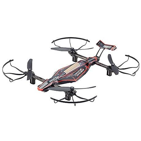 DRONE RACER ZEPHYR (ドローンレーサー ゼファー)フォースブラック レディセット ドローン規制対象外200g未満 自動ホバリングドローンレースクワッドコプター
