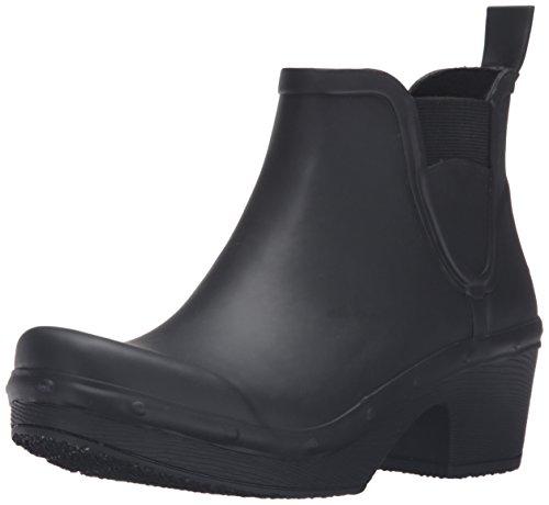 Dansko Women's Rosa Rain Boot, Black, 39 EU/8.5-9 M US (Rain Boots Arch Support compare prices)