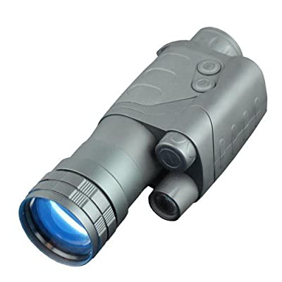 Polaris Gen I Wide Angle Night Vision Monocular - 2.5x40