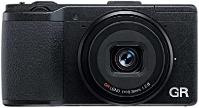 Ricoh GR Appareil Photo Numérique 16.9 Mpix, obj 28mm f2.8, video full HD