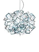 SLAMP Lámpara De Suspensión Clizia Azul