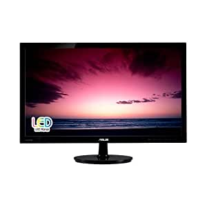 Asus 23,6 VS247H-P D-Sub+DVI+HDMI LED black Full, VS247H-P (LED black Full)