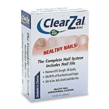 ClearZal BAC Complete Nail Kit