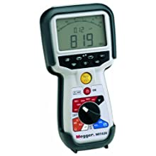 Megger MIT400 Series Premium Telecom and CATV Digital/Analog Insulation Tester