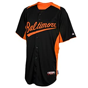 MLB Authentic Batting Practice Jersey by Majestic