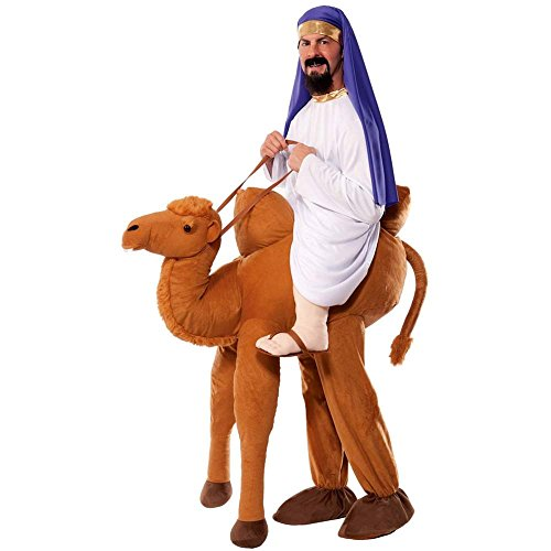 Ride-A-Camel Adult Costume - One Size
