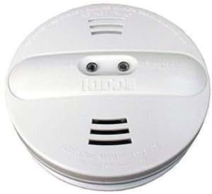 Kidde Model Pi9010 Dual Sensor, Battery Operated Photoelectric / Ionization Smoke Alarm