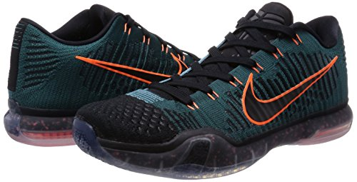 pictures of nike KOBE X ELITE LOW mens basketball trainers 747212 sneakers  shoes (uk 9