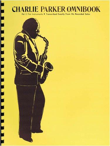 Charlie Parker - Omnibook - For E-flat Instruments
