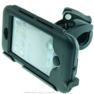 'Quick Fix' Golf Trolley / Cart Waterproof Tough Case Mount for Apple iPhone 5, 5S