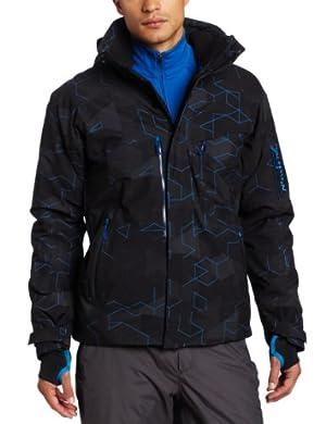 (疯抢)法国萨洛蒙Salomon Brilliant 男士高端多功能 防水防风 夹棉冲锋衣2色$112.39