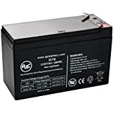 Belkin F6C127-BAT-ATT 12V 7Ah UPS Battery - This is an AJC Brand® Replacement