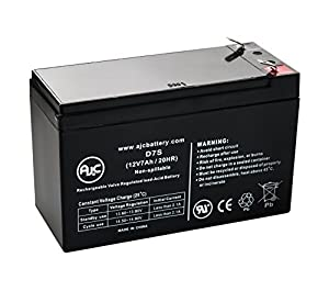Vector Twin Beam 20000000 12V 7Ah Spotlight Battery - This is an AJC Brand® Replacement