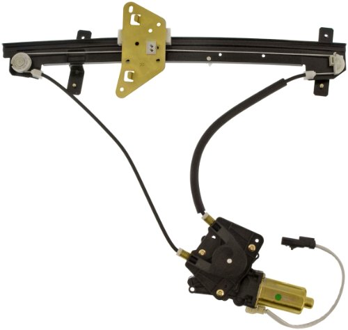 Dorman 741-648 Front Passenger Side Replacement Power Window Regulator with Motor for Dodge Dakota/Durango