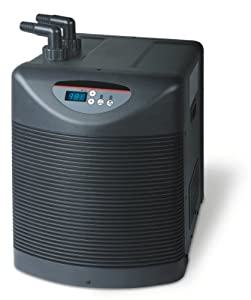 Max Chill Aquarium Chiller Size: 1HP