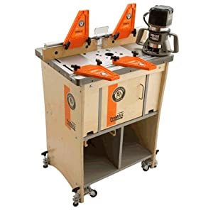 Bench Dog Promax Complete Router Table System Includes Profence Promax Router Table 40 031