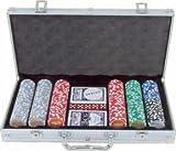 41kP7Xy4nGL. SL160  original Pokerkoffer 300 Chips Pokerset