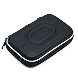 BEcom Black New Hard Disk Drive Pouch Case For WD Sony Seagate Sony Dell
