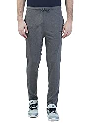 Griffel Mens Polyester Cotton Track Pant