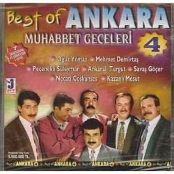 Best of Ankara Muhabbet Geceleri 4 (2 CD) - Amazon.com Music