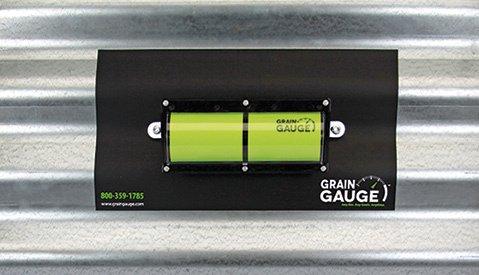 Grain Bin Level Monitor