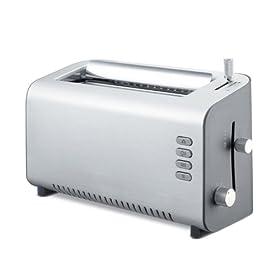 DeLonghi DTT312 2-Slice Adjustable Toaster