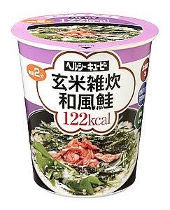 ヘルシーキユーピー 玄米雑炊 和風鮭 34.6g